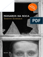 Passaros Na Boca - Samanta Schweblin