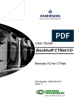 Bekhoff CTNet I_O User Guide - Issue 3