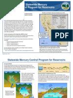 CA Reservoirs Hg Control Program Fact Sheet Sep 2013