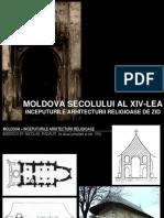 08. Moldova - Arhitectura Religioasa Sec. Xiv-xvi