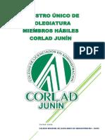 Miembros Administracion -Hábiles Hasta El 09 de Noviembre
