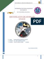 Identificación de Minerales-Microscopís de Minerales Opacos
