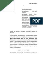 Sentencia Tedf Jel 292 2016