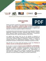 IPDRS Convocatoria Concurso 2017