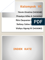 Indeks Katz