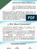 Direccion Hidraulica Jochi