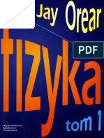 Fizyka - 1 - Orear BH