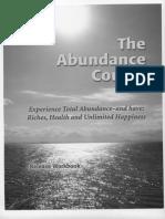 Abundance Course Release Workbook