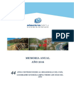 Proyecto de Memoria 2016