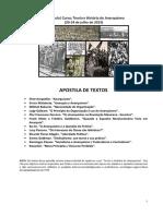Curso Teoria e Historia Do Anarquismo Apostila de Textos