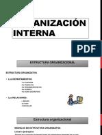 Organización interna