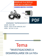 PONENCIA FIIS