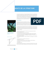 Les Elements de La Structure