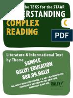 Understanding Complex Reading Level C