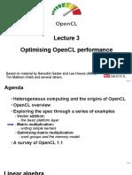 OpenCLvsCPU Matrix Calculations_lecture3 Nice Read