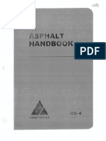 The Asphalt Handbook 7th Ed