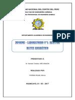 Lab1-Informe Reacciones II