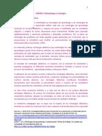 UNIDAD 7 Metodología y Estrategias