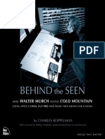 Behind the scene - Walter Murch