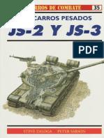 Osprey - Carros de Combate 35 - Los Carros Pesados - JS-2 Y JS-3