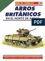 Osprey - Carros de Combate 34 - Carros Britanicos en El Norte de Africa