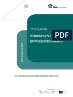 Workshops em Empreendedorismo