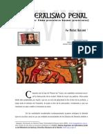 Matias Bailone - El Liberaliismo Penal