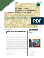 Obligaciones Civiles_ Fuentes, Clasificación, Transmisión Y Extinción de Las Obligaciones_ Medios de Extinción de Las Obligaciones (Tema 16)