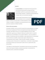 Psicoanalisis y Conductistmo Historia
