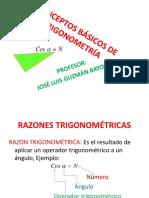 Tema 8 Trigonometría 1