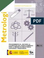 EL-002e Procedimiento para la calibración del puente numérico para la medida de inductancia, capa.pdf