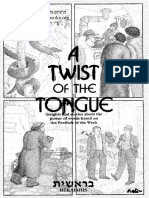 Twist of the Tongue Bereishis