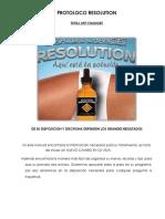 Nuevo Protocolo Resolution 900 Calorias PDF-1