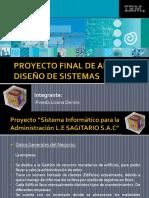 Proyecto Final de Diseño