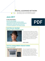 DJLN June 2017 Newsletter