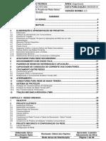 NTD 002 - Projetos de Redes Aéreas de Distribuição