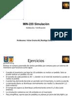 5. MIN220 - Validación-Verificación