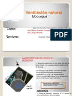 Ventilacion Soluciones Al Diseno de La Arquitectura Sostenible