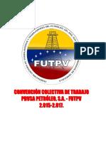 Cct Pdvsa Petroleo 2015 2017