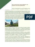 Argentina La Plata Experiencias Agroecológicas