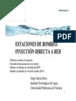 Estaciones de Bombeo Inyeccion Directa a Red[1]