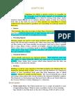 Bio - Adaptions of Predators and Prey
