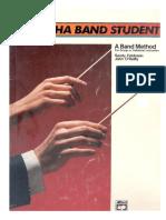 Yamaha Band Student 1 - GRADE