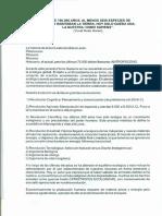 Responsabilidad de los SS.·.CC.·. Gr.·. 33° un el uso responsable de los Bosques.S.·. C .·. de Colombia