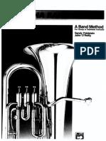 Yamaha Band Student - Bombardino Bc