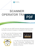 Scanner Operator Training En