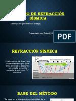Método de refracción sísmica.pptx