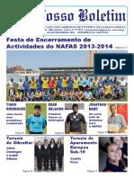 Boletim NAFAS 57