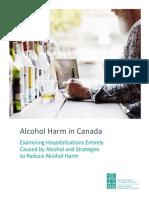 Report Alcohol Hospitalizations en Web
