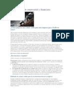 Reestructuración Empresarial y Financiera